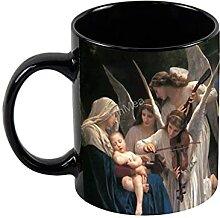 Keramik Kaffeetasse Lied der Engel Neuheit Kaffee