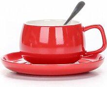 Keramik-kaffeetasse Set Kreative Minimalistische