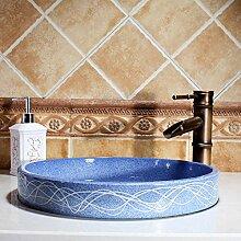 Keramik Kunst Waschbecken Haushalt Waschbecken Bad
