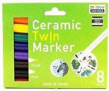 Keramik-Markierung Primärer Marker Set (8pcs),