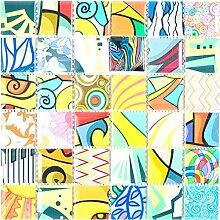 Keramik Mosaik ART Wand Boden Küche Dusche Bad