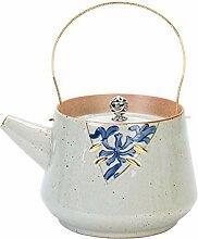 Keramik-Ring Teekanne Haushalt Retro-Stil