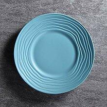 Keramik Strohhut Ins Geschirr Frühstück