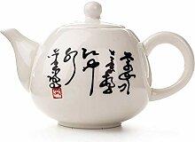 Keramik Tee-Set 170 Ml Teekanne Keramik Infuser