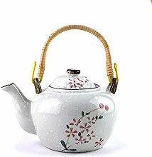 Keramik Tee-Set 800 Ml Japanischen Stil Keramik