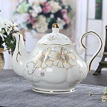 Keramik Tee-Set Pot Nachmittagstee Teekanne China