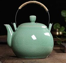 Keramik-Teekanne, große Kapazität,