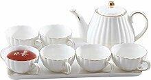 Keramik Teekanne Kettle e Set Porzellan Englischer