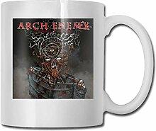 Keramik Teetasse Kaffeetassen Arch Enemy Becher