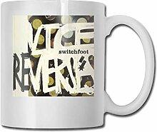 Keramik Teetasse Kaffeetassen Switchfoot Becher