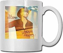 Keramik Teetasse Kaffeetassen Tim McGraw Becher