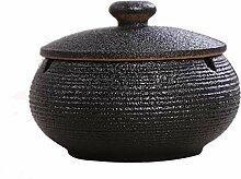 Keramik Tisch Ascher für Garten Terrasse Balkon