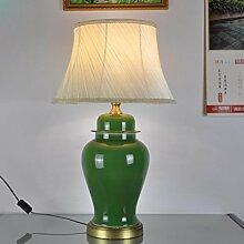 Keramik Tischlampe Hotel Lobby Wohnzimmer Lampe