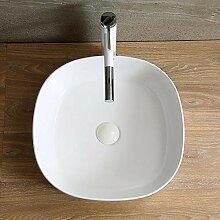 Keramik-Waschbecken Badezimmer ultradünne über