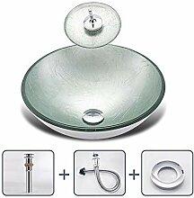 Keramik-Waschbecken Moderne Kunst Ausgeglichenes