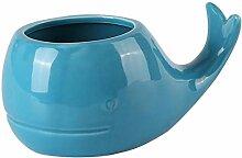Keramikbecher Cocktailglas süße Form Weinglas