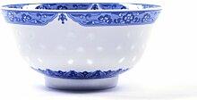 Keramikschale, kreatives chinesisches Geschirr aus