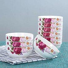 Keramikschalen-Set (4,5 Zoll) Chinesisches