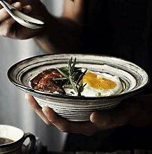 Keramikschüssel Japanisches Geschirr große