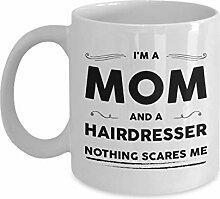 """Keramiktasse mit der Aufschrift """"I'm A Mom"""