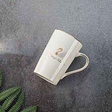 Keramiktasse Set Tasse Keramik Schwarz Schwan