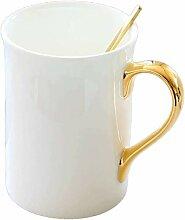 Keramiktassen-Set Tasse Keramik Kaffee Tee Marmor