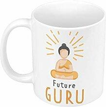 Keramische Becher Future Guru Zen Geis