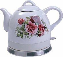 Keramische Teekanne Schnurloser Wasserkocher