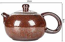 Keramische Teekanne Xi Shi Topf handgemachte