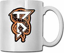 Keramische Teetasse Kaffeetassen Beartooth Disease