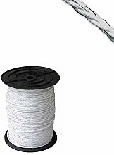Kerbl Basic PE-Seil, Weidezaun Elektroseil