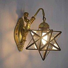 Kerlana Tiffany-Stil Innenbeleuchtung Wandlampe