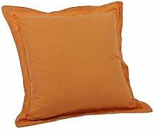 Kernkissen Auto Nackenkissen  Baumwollkissen Bett Kissen ( farbe : Orange )