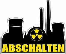 KERNKRAFTWERKE ABSCHALTEN umweltschutz atomkraft