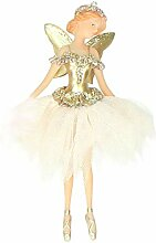 Kersten Christbaum-Anhänger Ballerina-Elfe 15cm