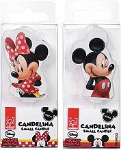 Kerze Mickey von 4,5cm–Geburtstag Mickey