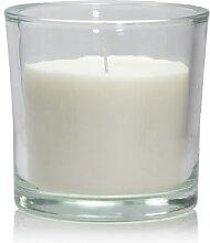 Kerzenglas mit Wachsfüllung Ø 140 mm