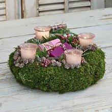 Kerzenhalter 4er Set Issio