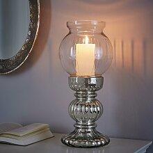 Kerzenhalter Charline inkl. Glas H ca. 45 cm