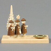 Kerzenhalter mit Kurrende - 10cm - Dregeno