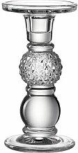 Kerzenhalter Poesia aus Glas