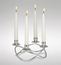 Kerzenleuchter für vier Kerzen
