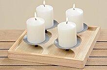 Kerzenstaender Kerzenhalter Adventskranz,