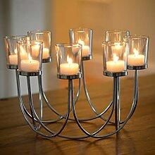 Kerzenständer / Teelichthalter / Tischdekoration