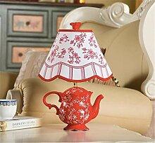 Kesierte E27NEW Kreative Moderne bunte chinesische keramische LED E27 Tabellen-Lampe für Wohnzimmer Schlafzimmer bardekor H 39cm 26cm