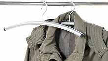 Kesper 16750 Garderobenbügel, Metall, Breite: 41 cm