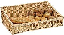 Kesper 2 Stück Bäckerei Auslagen Korb, Brotkorb,