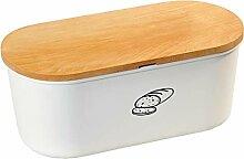 Kesper Brotbox mit Schneidebrett, 33,5x 18x