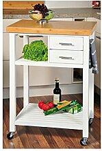 Kesper Küchenwagen, Holz, mehrfarbig