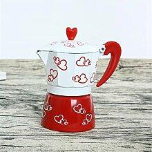 Kessel Tee-Kaffeemaschine Espressokocher